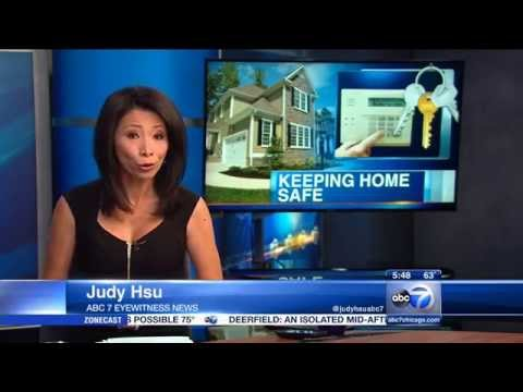 Home Security on ABC 7